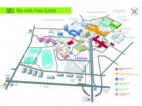 Campus Map CULS Prague