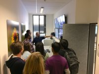 Visitation of the Collaborative Usability Lab
